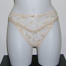 Rigby & Peller Grace Thong 0570 Gold Various Sizes