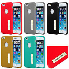 New Luxury Silicone Gel Case Shock Proof Designer Stand Cover for Mobile Phones