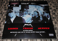 METALLICA  GARAGE INC  Black vinyl  45rpm  6Lp Sealed