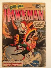 HAWKMAN #43, DC COMICS (SEPT. 1962) SILVER AGE ISSUE