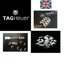 NEW TAG HEUER STEEL F1 GRANDE DATE MONACO AQUARACER CARRERA WATCH BRACELET LINKS
