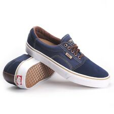VANS SHOES ROWLEY SOLOS DRESS BLUES BROWN