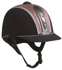Harry Hall Cosmos Ultimate DIAMANTE PAS015 Childs Horse Riding Hat 50cm-55cm
