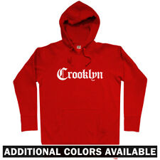 Crooklyn Gothic Brooklyn Hoodie - Spike Lee Movie NYC Nets New York - Men S-3XL