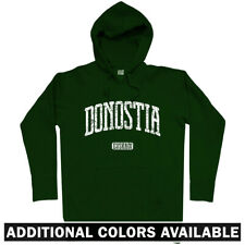Donostia San Sebastian Spain Hoodie - Espana Basque Country Euskadi - Men S-3XL