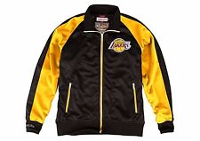 Mitchell & Ness Backboard Track Jacket NBA Los Angeles Lakers