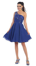 TheDressOutlet Prom Dress Short Homecoming Cocktail Party