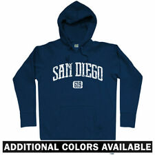 San Diego 619 Hoodie - CA California Chargers Padres Football Baseball Men S-3XL