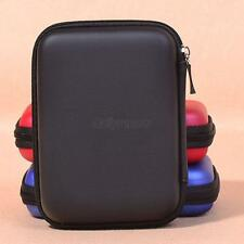 """Portable Storage Bag Zipper Lock Hand Pouch Case Holder For Hard Disk Drive 2.5"""""""