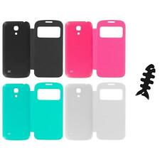 For Samsung Galaxy S4 Mini Back Slim Battery Door Cover Case Cable Wrap