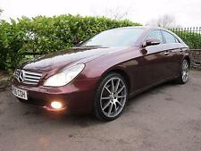 Mercedes-Benz CLS 320 CDi 7G-Tronic Brabus D6 Performance Carneol Red