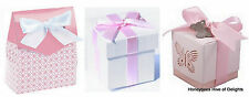 FAVOUR Boxes For WEDDING Engagement Birthday BABY SHOWER Designer Party
