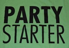 Party Starter Adult T-Shirt Spencer's Tee Brand New with Tags