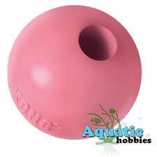 Kong Puppy Ball With Hole Rubber Extreme Bounce Fetch Toy Dog Puppy Choose Size