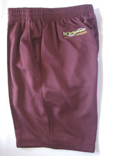 New! Bowlswear Men's Maroon Comfort Fit Shorts. Only $40 with Free Postage!