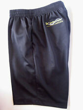 New! Bowlswear Men's Black Comfort Fit Shorts. Only $40 with Free Postage!