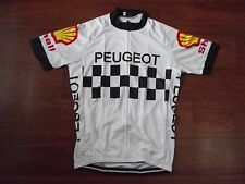 Brand New Team Peugeot Shell cycling Jersey, Simpson Merckx ...