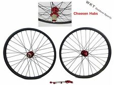 26in MTB Carbon fiber Clincher Wheelset Mountain bike Carbon Bicycle Wheels