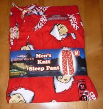 Mens Nat'l LAMPOON's CHRISTMAS VACATION Sleep Pants Size S M XL Lounge Pajamas