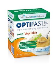 Optifast VLCD Soup Sachets Mixed Vegetable 54g x 64 (8 boxes)