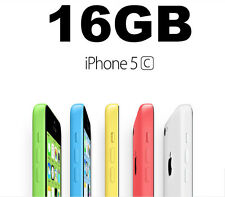 NEW Apple iPhone 5c 16GB 4G LTE GSM 5 COLORS Smartphone 100% Unlocked AU