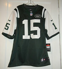 Nike 468932-329 NFL New York Jets 15 Tim Tebow On Field Jersey Green $135 NWT