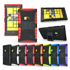 Fancy Top Protect Impact Hard Armor Case Cover For All Nokia Lumia Phone Shell