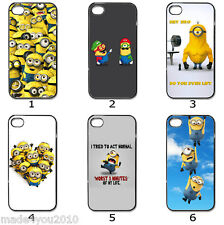 HD Minions Phone COVER Case AC24