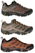 MERRELL Moab Ventilator Men's Hiking Shoes trainers Leather Sneaker All UK Sizes