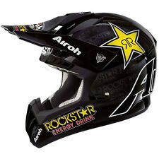 Airoh CR901 Rockstar Energy Motocross Helmet BMX Downhill Enduro Off-Road