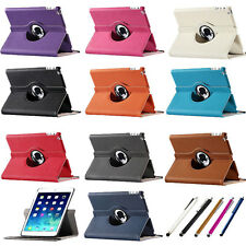 360 Degree Rotating Stand PU Leather Case Cover For Apple iPad Mini 7.9'' BO