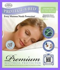 PROTECT YOUR SIMMONS MATTRESS WITH PREMIUM  WATERPROOF MATTRESS PROTECTOR