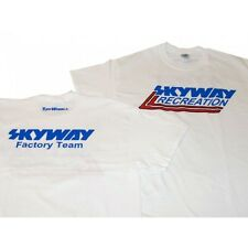 OLD SCHOOL BMX SKYWAY FACTORY RECREATION T-SHIRT BY SKYWAY VARIOUS SIZES