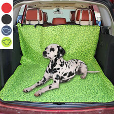 Waterproof Dog Car Back Seat Covers Hammock Protector For Cars Trucks and Suvs