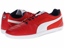 Puma Arsenal Paulista Novo IT Indoor CASUAL/TRAINING SOCCER SHOES Red / Navy