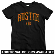Austin 512 Kids T-shirt - Baby Toddler Youth - TX Texas SXSW South By Southwest