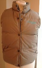 Rockfish Riders padded riding waistcoat two pockets poppers beige kids 10/11