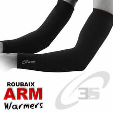 Cycling Arm/Elbow Warmer Winter Running Thermal Roubaix Cycle Warmer S-M-L-XL