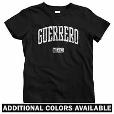 Guerrero Mexico T-shirt - Baby Toddler Youth Tee - Acapulco Mexican Gift Beach
