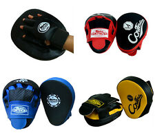 US Boxing Training Mitt Target Focus Punch Pad Glove Karate Muay Thai Kick MMA