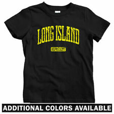 Long Island Represent Kids T-shirt - Baby Toddler Youth Tee - NY New York Strong