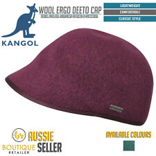 KANGOL Wool Ergo Deeto Hat Cap One Size Pull On Style Winter Warmer 6963BC New