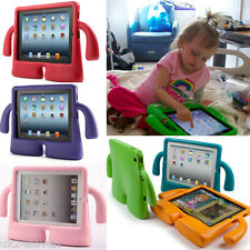kids safety shockproof EVA foam Soft Grip stand case cover for iPad 2