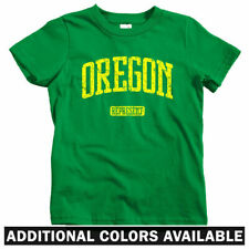 Oregon Represent Kids T-shirt - Baby Toddler Youth Tee - Portland 503 PDX Ducks