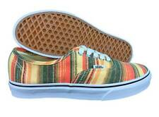 VANS. Authentic. Baja Blanket. Multi-Coloured. Unisex Shoe. Mens US Size 6.5-13.