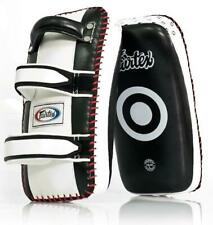 Fairtex Muay Thai Pads KPLC3 Curved Kick Boxing MMA Coaching Mitts