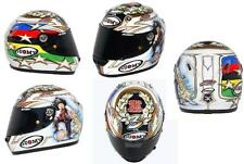 Full Face Fiber Motorcycle Helmet Suomy Vandal Biaggi Limited Edition