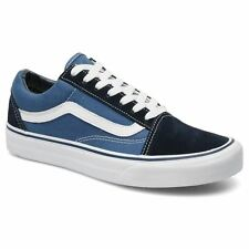 Vans Classic Old Skool Navy Womens Trainers - VD3HNVY