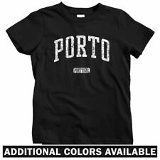 Porto Portugal Kids T-shirt - Baby Toddler Youth Tee - Portuguese Oporto PT Gift
