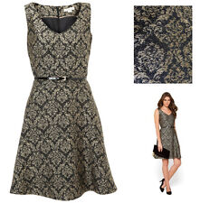 Monsoon Jacquard Maxine Party Cocktail Dress Size 8 10 12 14 16 18 20 22 RRP £89